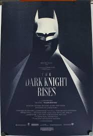 dark knight rises original batman mondo olly moss limited edition