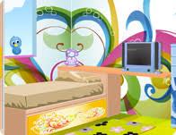 Barbie Room Makeover Games - only barbie room decoration please games for girls