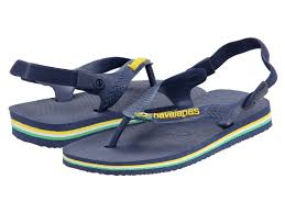sandals navy boys shipped free at zappos