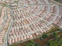 aerial view of suburbia u2013 duncan co