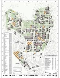 map of ucla ucla space management system