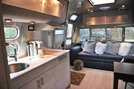 Decorative Rv Interior Lights Camper Interior Dining Room Midcentury With Mobile Home Mount