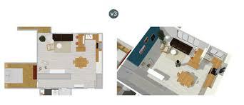 creer une cuisine dans un petit espace dilemme aménagement cuisine semi ouverte