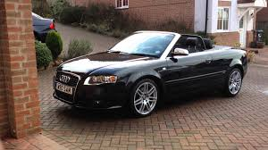 audi convertible 2006 audi a4 2 0t fsi b7 cabriolet smarttop youtube