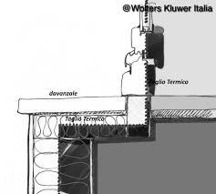 ponte termico davanzale ponti termici negli infissi cassonetti e davanzali ingegneri info