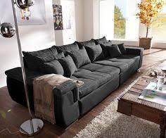 big sofa schwarz delife ecksofa lavello 210x210 hellgrau ottomane rechts hocker