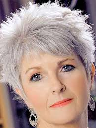 short hairstyles for middle aged woman hairstyles mature short