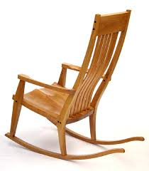 learn how to build an elegant rocking chair with scott morrison