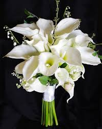 bouquet of lilies floramatique touch calla lilies bouquet