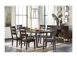 signature design by ashley parlone 7 piece rectangular dining