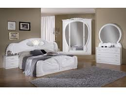 White Italian High Gloss Bedroom Furniture Set Homegenies - White high gloss bedroom furniture set