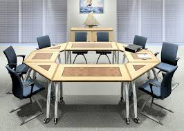Modular Conference Table System Enchanting Modular Conference Table System With Gorgeous Modular