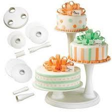 tier cake stand wilton 3 tier pillar cake stand 1 ct walmart