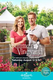 tv weekly now romance is back amongst the vines in hallmark