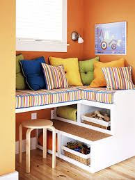 How To Make A Toy Storage Bench by Kids U0027 Storage Solutions