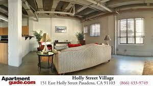 pasadena apartments holly street village apartments in ca youtube