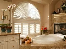 bathroom window covering ideas window treatment ideas from sunburst shutters ta