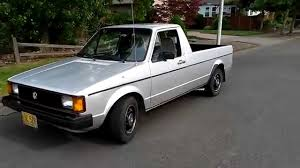 volkswagen pickup diesel 1981 vw caddy 1 9 turbo diesel by jmk youtube