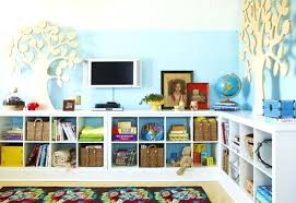 playroom shelving ideas how charming and great organization playroom shelving ideas kids