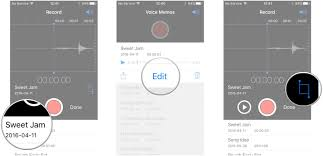 voice memos app the ultimate guide imore