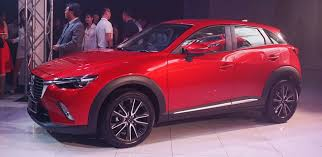 mazda new model 2016 all new mazda cx 3 launched in malaysia w video motor trader car