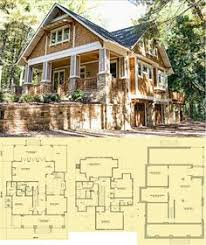 Stone Farmhouse Plans by Plan 15792ge Cozy Cottage With Dual Master Suite Craftsman