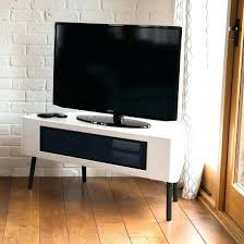 black corner tv cabinet with glass doors tv stand glass door image of the large d shaped glass corner tv