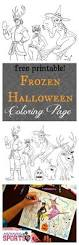 70 best coloring pages disney halloween images on pinterest