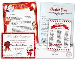 personalized letter from santa 12lettersfromsanta letters from santa 2 99 printable 8 99