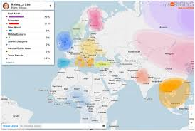 World War 2 In Europe And North Africa Map by Ftdna Learning Center U2013 Population Clusters In Myorigins