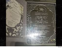 wedding invitations miami gucci mane s wedding invitation take a look at