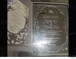 Wedding Invitations Miami Gucci Mane U0027s Wedding Invitation Take A Good Long Look At