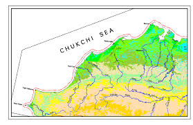 Barrow Alaska Map by Map Of Alaska Ed U0027s Kasilof Seafoods