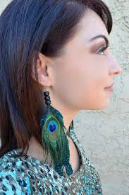 mr t feather earrings 2559 best bead earings images on beading tutorials