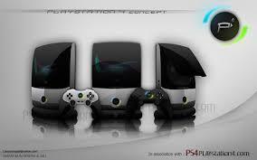 playstation 4 design playstation 4 concept designs