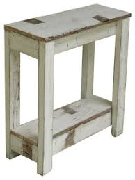 Farmhouse Side Table Farmhouse End Table White Farmhouse Side Tables And End