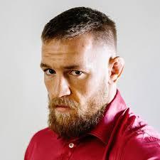 conor mcgregor hair the conor mcgregor haircut men s hairstyles haircuts 2018