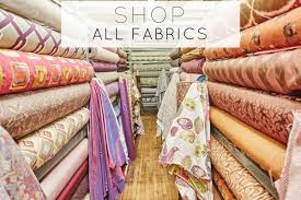 Home Decor Fabric Sale by Zarin Fabrics