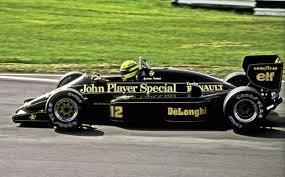 john player special livery lotus esprit in ayrton senna jps livery by camshaft gif