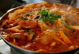 Stew Ideas Budae Jjigae Army Base Stew Recipe Maangchi Com