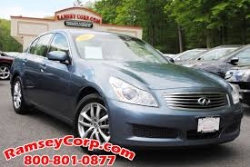 used 2007 infiniti g35x for sale west milford nj