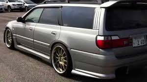 nissan stagea face kit