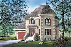 Small French European House Plans Home Design Pi 20089 12804 Small House Plans European