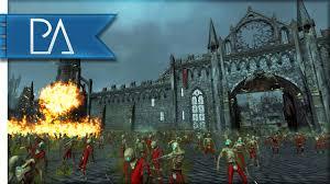 total siege siege defense total war warhammer gameplay