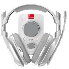 Tr by Astro Gaming Headset Kit A40 Mixamp Pro Tr U2013 White Xbox1