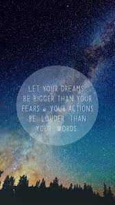 Motivational Quotes For Work Wallpaper Free Inspirational Iphone Wallpapers Let Your Dreams Be Bigger