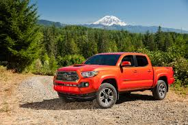 toyota tacoma 2016 models 2016 toyota tacoma guts to tackle hostile terrain truck