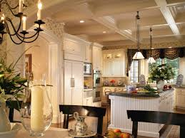 cottage inspired kitchen peter salerno hgtv