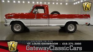 Vintage Ford F100 Truck Parts - 1968 ford f100 gateway classic cars st louis 6478 youtube