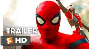 spider man homecoming international trailer 3 2017